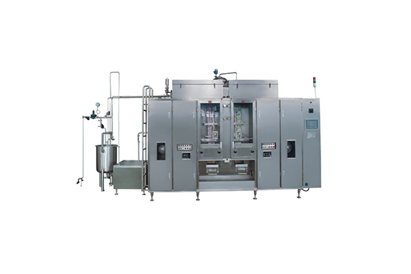 Full-automatic sterile flexible packaging machine